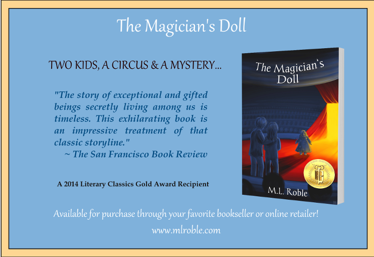 For Children's Book Week, Enjoy an Excerpt From The Magician's Doll!